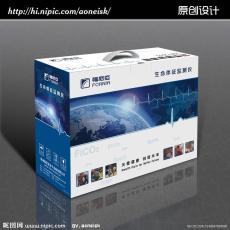 龍華3C數據線包裝彩盒多少錢一個
