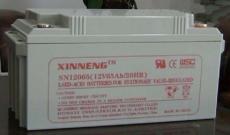 上海昕能蓄电池SN12120DC 12V12AH代理报价