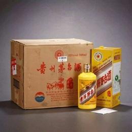 舟山回收81年茅臺酒價格期待與您合作