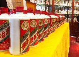 珠海回收02年茅臺酒價格是多少