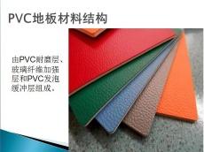 衡阳5毫米PVC塑胶地板施工安全环保无毒国标