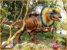專業生產一手仿真恐龍模型