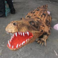 電動仿真恐龍模型 新款仿真動物模型出售