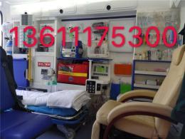 錦州私人120救護車出租價格最低