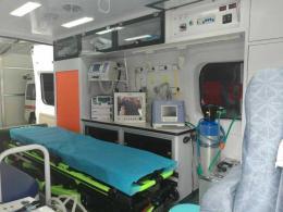 錦州120救護車出租價格多少歡迎咨詢