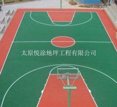 丙稀酸運動球場地坪的施工