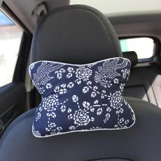 蕲艾汽车颈枕靠枕 艾绒车载枕
