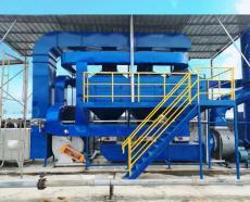 烟厂废气处理纺丝废气处理