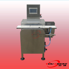 自动称重检测机皮带式粘性物品组合秤重量筛