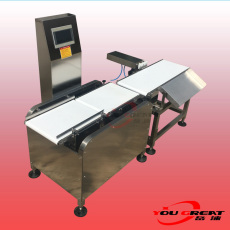 水產品分級耐濕度海蠣子掃描稱重機