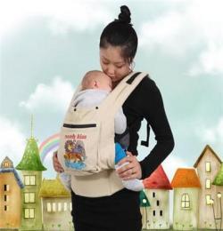 正品momskiss嬰兒背帶 寶寶背帶多功能四季純棉 育兒背帶透氣包郵