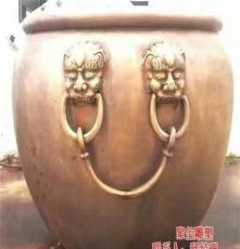 聚玺雕塑(图)_小铜缸_承德铜缸