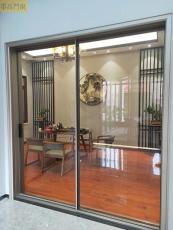 墨高門窗供應現代極簡16極窄邊框推拉門