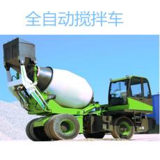 A蓬安全自動建筑水泥攪拌車多方位卸料方便