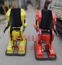 现货供应2015新款游乐机器人车