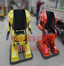 广场游乐设备新款行走机器人车厂家