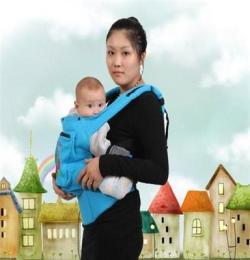 嬰兒背帶 傳統刺繡背帶 人體工學背帶 育兒袋省力 純棉嬰兒背帶