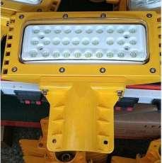 寧波壓鑄鋁殼HRT93防爆LED燈外殼加工