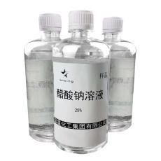 藍星醋酸鈉液體25國標水處理COD20萬醋酸鈉