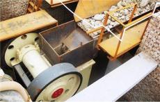 石料生產線