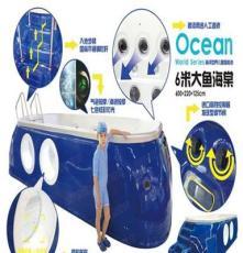 厂家直销豪华亚克力婴童游泳池母婴用品