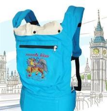 传统刺绣婴儿背带 人体工学纯棉婴儿背带 育儿背带/背袋 麒麟送子