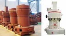 YGM高压悬辊磨粉机