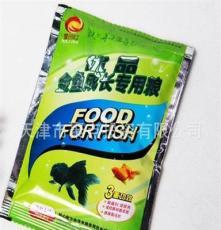 一品紅魚糧40g袋裝 優品金魚成長專用糧