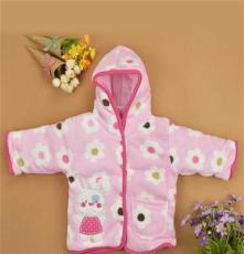 2014 外貿新款上市 冬裝長袖哈衣 連身衣連體嬰幼兒童服裝批發