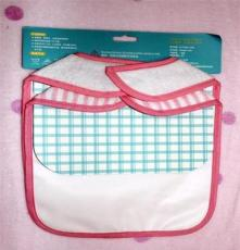 厂家批发口水巾 四角巾 品质保证 量大从优 舒适健康