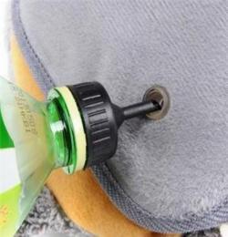 A076貓頭鷹電暖寶 玩偶熱水袋立體雙插專利可愛鷹仔暖手寶312