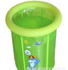 厂家直销博士豚婴儿游泳池 洗澡游泳池 母婴用品送脖圈DD02504