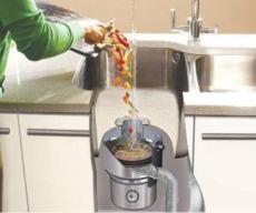 解放双手 厨立洁垃圾处理器给家人更安全