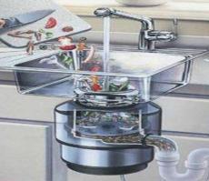垃圾處理器廚立潔 教你選購垃圾處理器