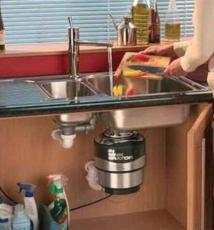 厨立洁厨房垃圾处理器 感受洁净的魅力