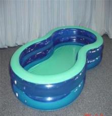 厂家供应环保pvc充气水池 婴儿游泳池 可定做
