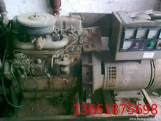 宁波发电机回收 宁波二手进口发电机回收