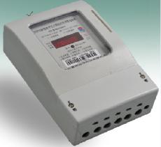 DTSY1540A电子式三相四线预付费电能表数码