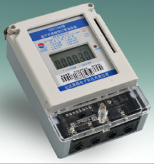 DDSY1540G电子式单相预付费电能表液晶