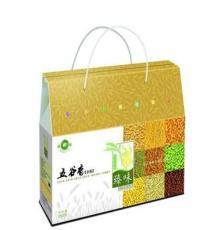 春节礼品食品 五谷杂粮礼盒装 东北有机杂粮礼盒 员工养生礼品