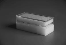 上海晶安硅烷化处理圆形防脱盖玻片 硅化