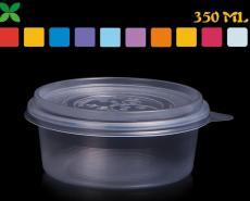 飯盒王圓碗一次性餐盒價格 快餐盒飯招商