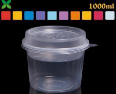 双层碗一次性餐盒批发 快餐盒设计定制