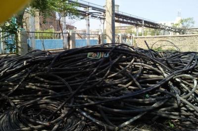 二手电力电缆回收本地商家