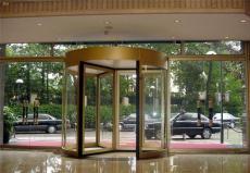 上海松江旋转门维修大堂自动门安装
