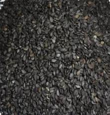 供应烘烤黑芝麻500公斤起批