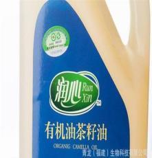 润心 茶油 家庭经济装 2L 白花系列