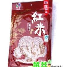 森海牌精選陜北優質紅米真空包裝400克陜西特產,另有散裝原料