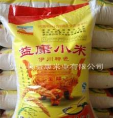 供應優質有機小米 紅谷米 原生態稻谷 富硒小米 伊川特產