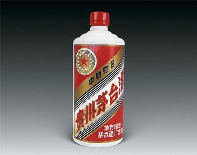 献县回收1985老茅台酒棉纸包装那种什么价